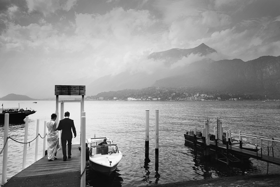 Lake Como, AnneMarie and Christopher wedding