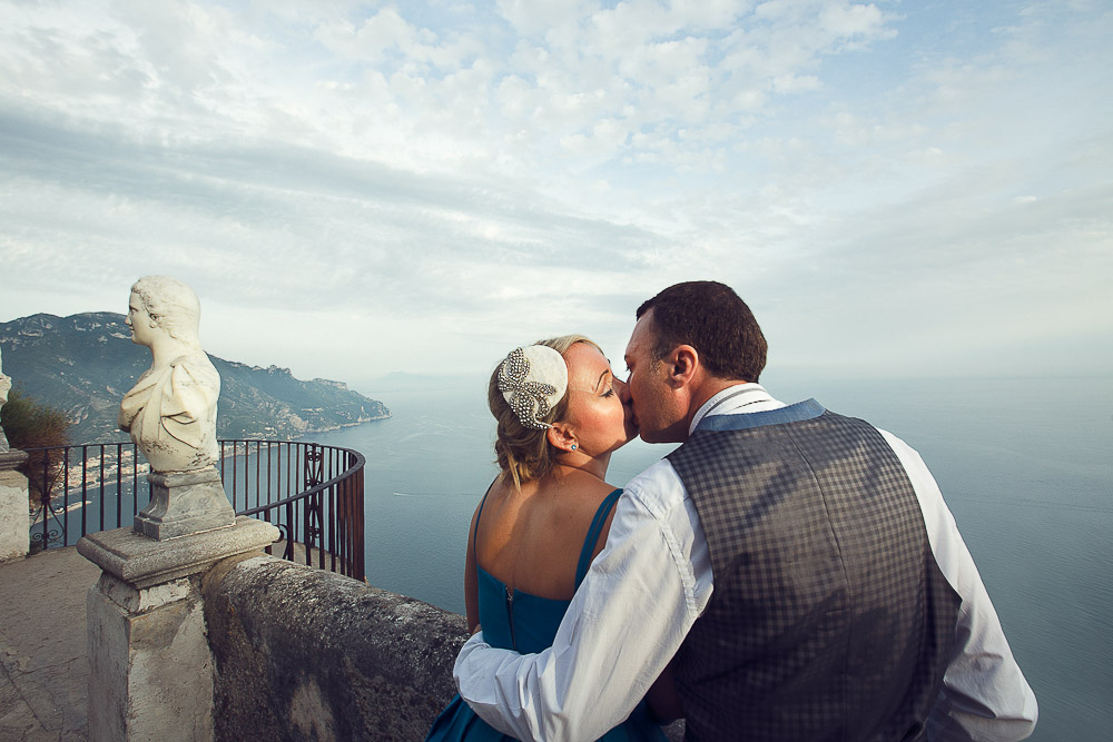 engagement photo session at Ravello