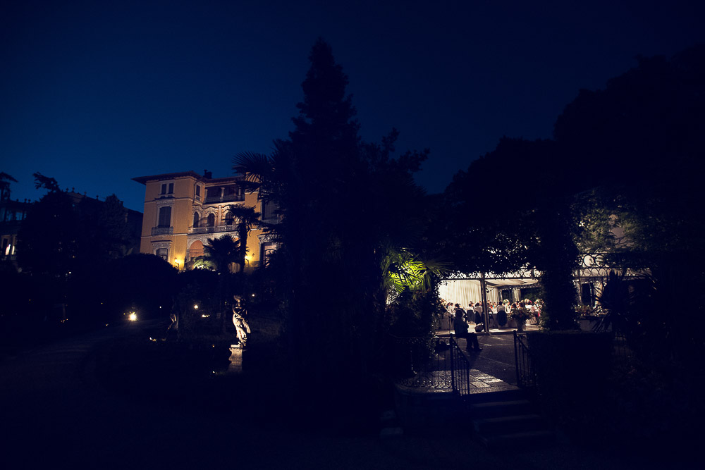 Villa Rusconi wedding