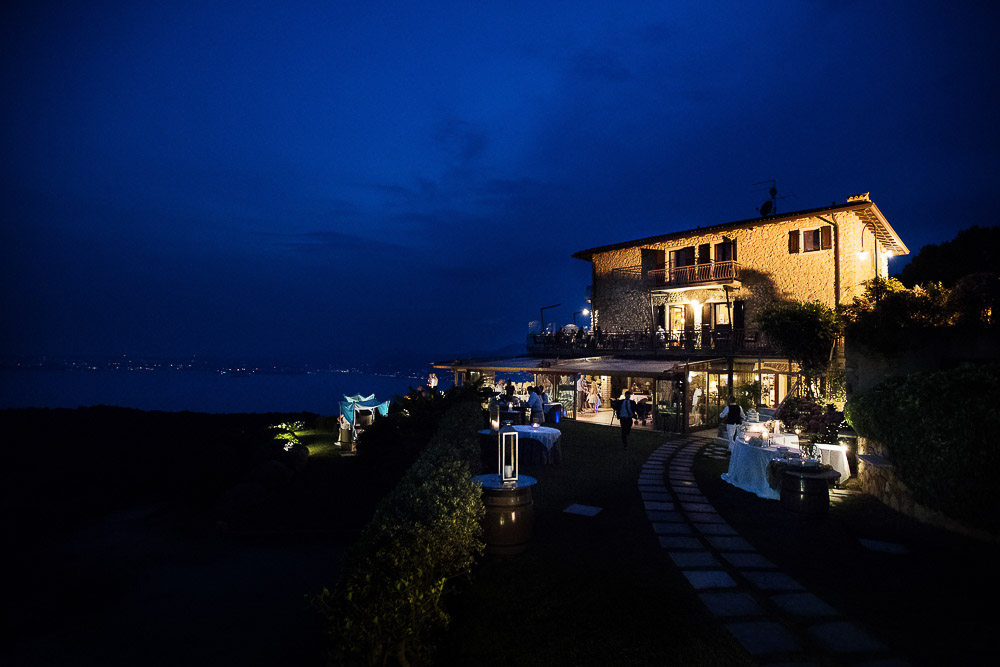 wedding venue on Lake Garda, Italy