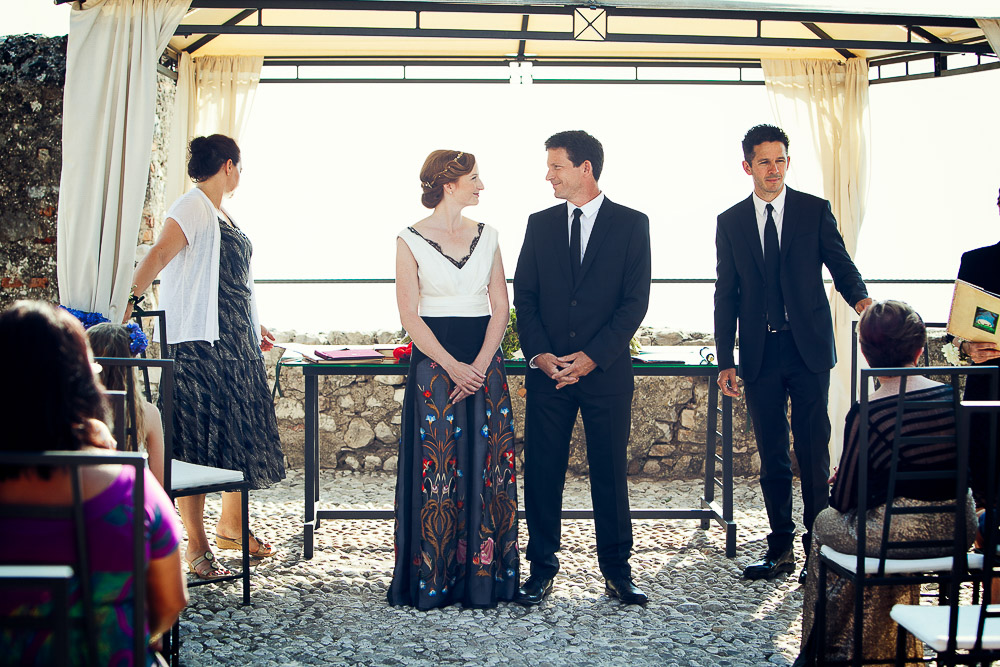 lake garda wedding ceremony