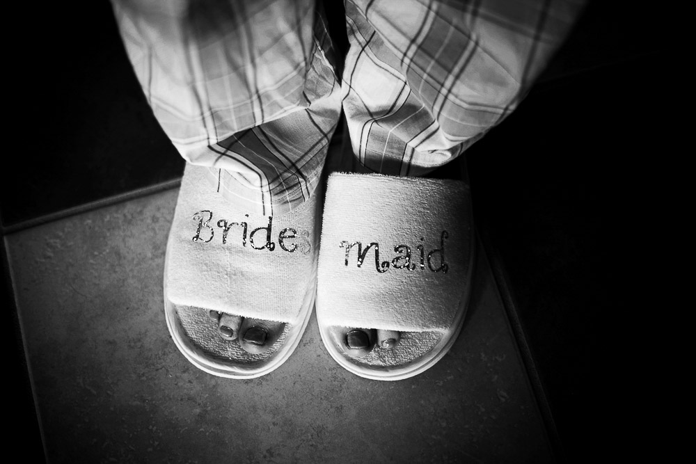 bridesmaid flip flop