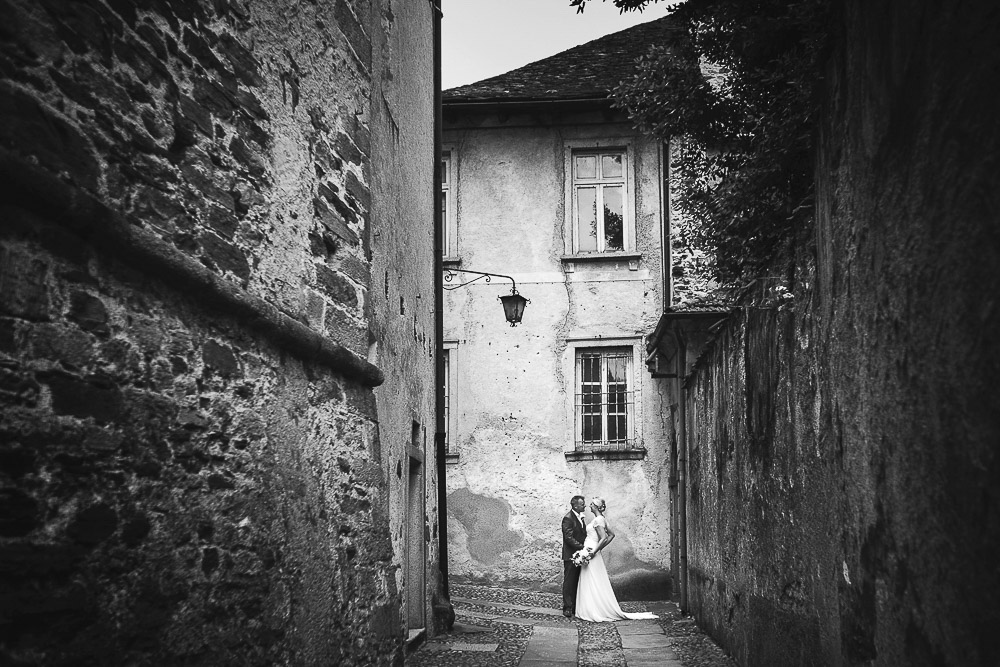 romantic Orta wedding