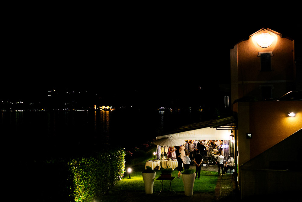 lake orta restaurant