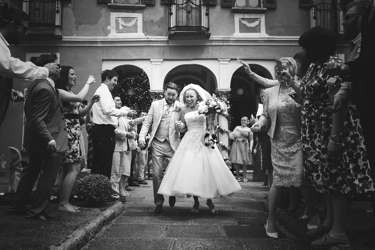 lake orta wedding, villa bossi