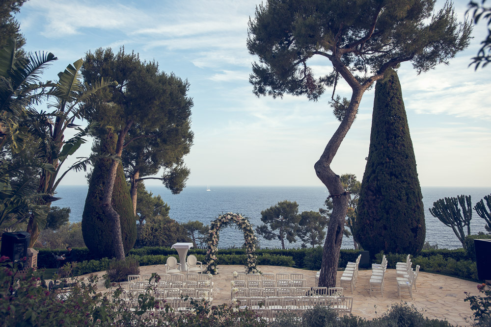wedding at grand hotel du cap ferrat