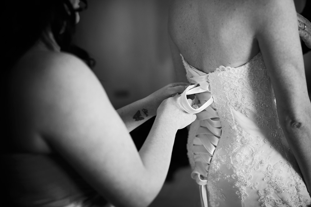 wedding gown laces