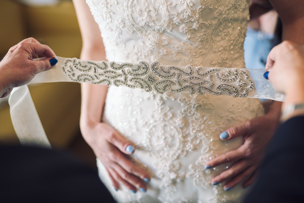 wedding gown belt