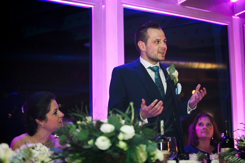 groom's speech