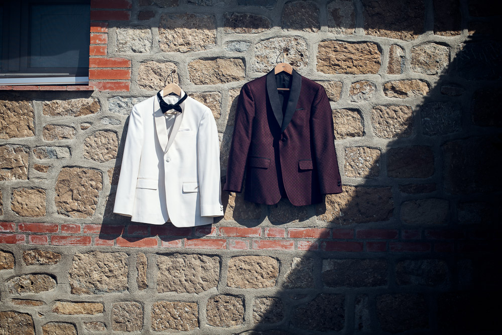 groom's jacket