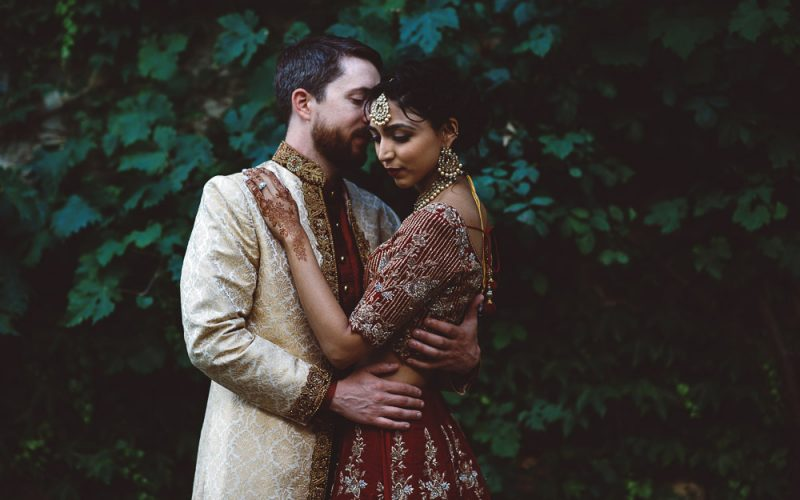 Indian wedding in Tuscany : Jasmine + Matthew