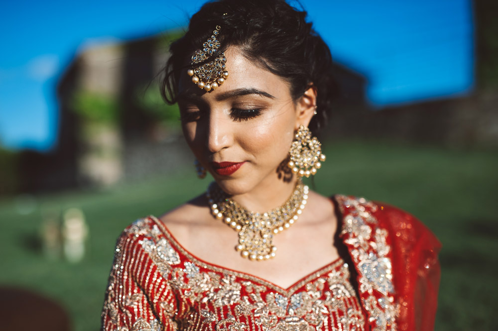 amazing Indian bride in Italy