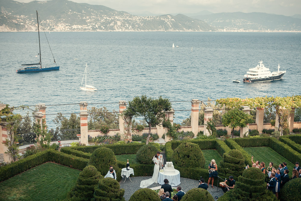 La Cervara wedding, Portofino wedding photographer