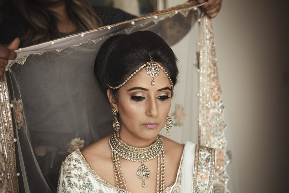 amazing bride indian wedding in south Italy